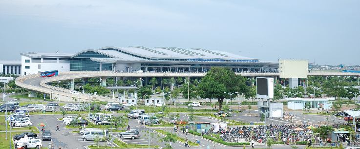 Tan Son Nhat Airport 2